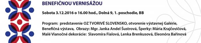 Otvorenie Galérie a Ateliérov TVORIVÉ SLOVENSKO