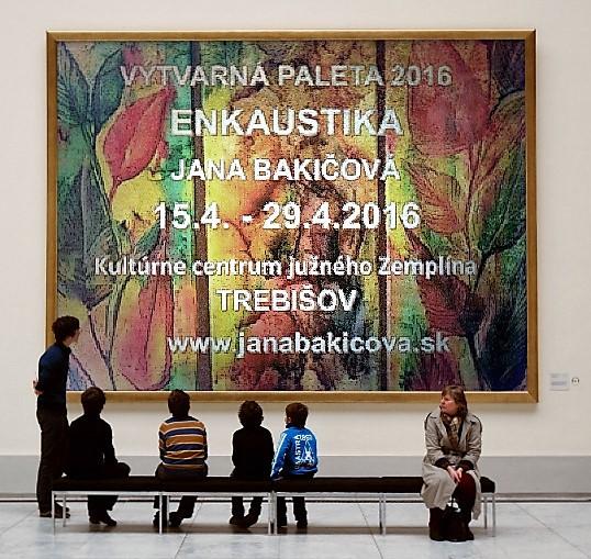 Výstava: Výtvarná paleta 2016